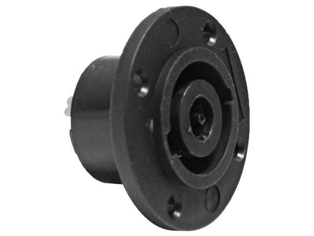 Seismic Audio - SAPT10 - 8 Pole Speakon Panel Connector