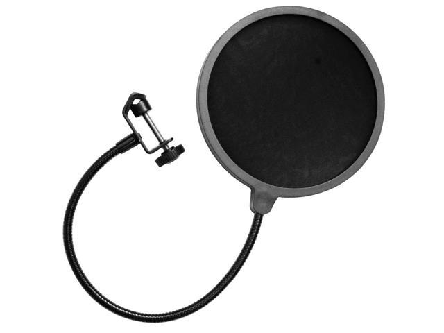 Seismic Audio - Microphone Wind Screen Pop Filter