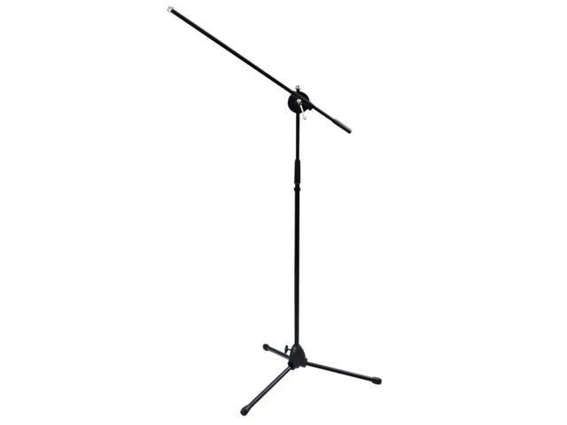 Seismic Audio - Tripod Microphone Stand with boom for Drums Guitars etc