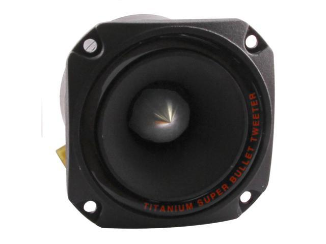 Seismic Audio - Super Bullet Titanium Tweeter - 100 watts RMS - 8 ohms