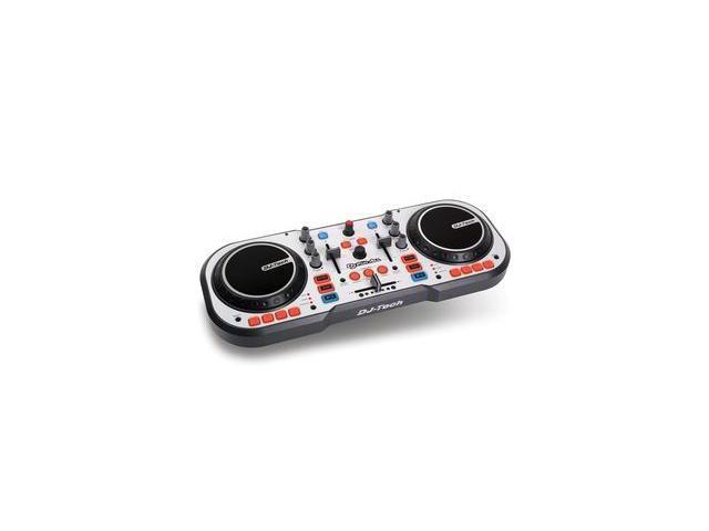 DJ TECH DJ FOR ALL USB EASYDJ CONTROLLER FOR THE MASSES