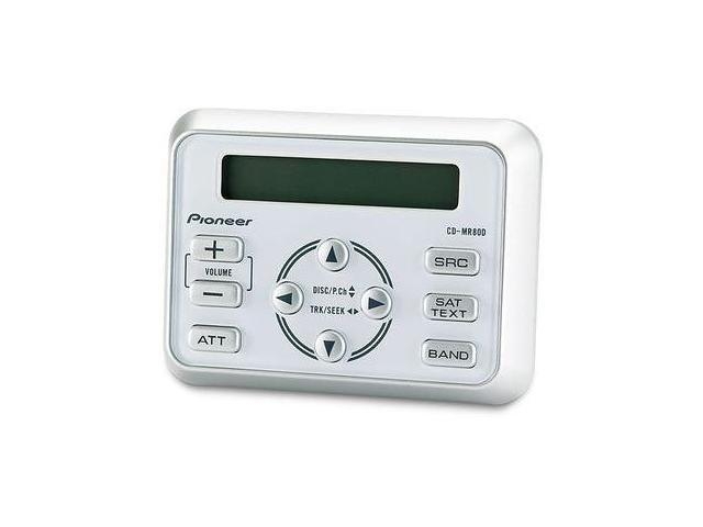 PIONEER CD-MR80D MARINE WIRED REMOTE CONTROL NEW