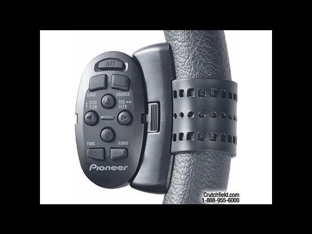 PIONEER CD-SR100 CAR STEERING WHEEL REMOTE CONTROL NEW