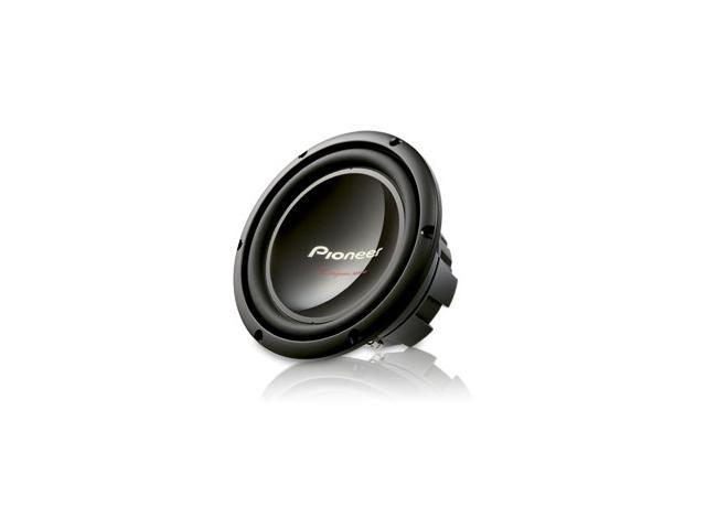 "NEW PIONEER TS-W259S4 Champion Series 10"" 1200W 4 Ohm Voice Coil Subwoofer Sub"