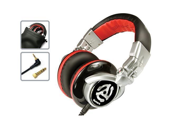 Numark Red Wave Circumaural Professional Mixing Headphones