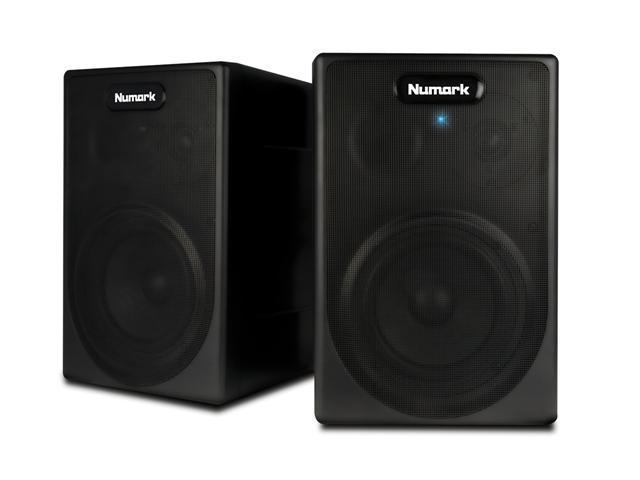 Numark NPM5 Powered Monitor Speaker System (Pair) Powered Studio Monitor