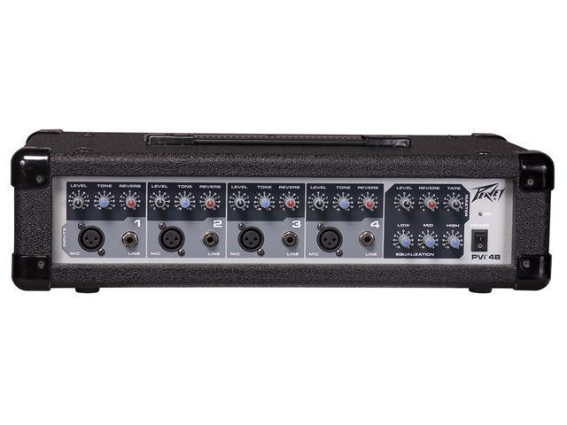 Peavey PVI-4B 4 Channel Powered Mixer
