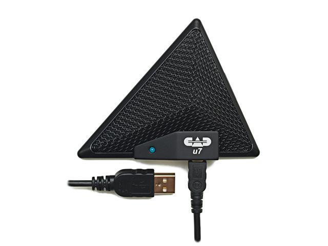 CAD USB Boundary Omnidirectional Condenser Microphone