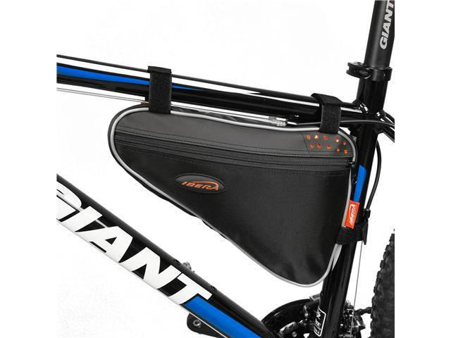 Ibera IB-FB1-M Bicycle Triangle Frame Bag - Medium