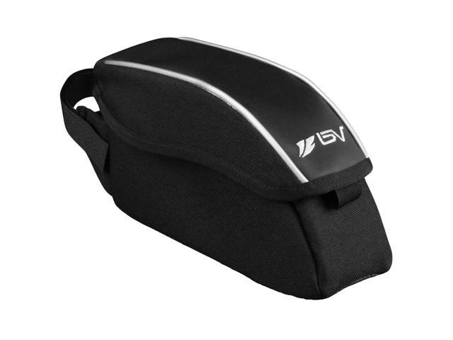 BV Bicycle Wedge Top Tube Bag with Flip-Top Opening
