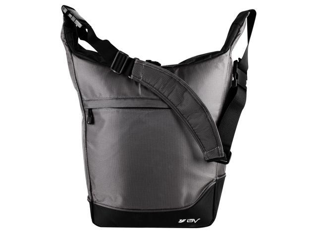 BV BV-BA106R Bike Large Heavy Duty Carrier Pannier Bag - With Shoulder Strap
