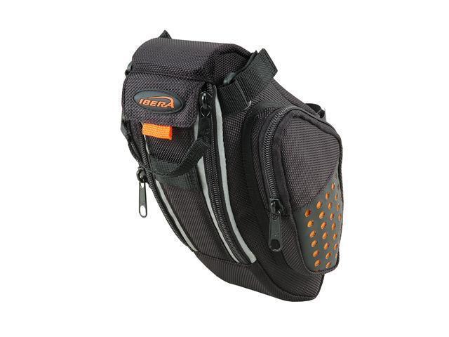 Ibera Bicycle Water Resistant SeatPak / Saddle Bag / Seat Bag