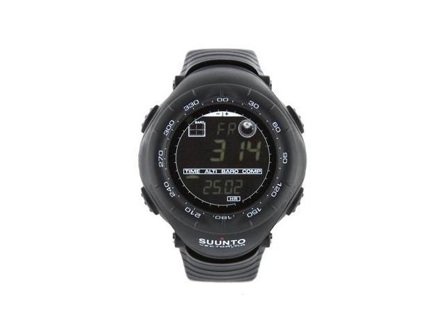 Suunto Vector Black Heart Rate Monitor W. Computer