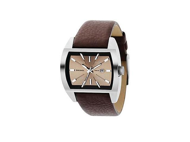 Diesel Mens Quartz Stainless Steel