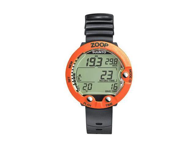 Suunto Zoop Scuba Orange Dive Computer - SS016424000