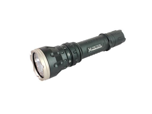 Cree X-Tactical C1 160 Lumen LED Flashlight with 3.7V Li-on Rechargeable Battery