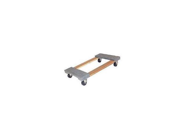 Neiko Padded 660 lb. Furniture Moving Dolly 30-Inch x 18-Inch with 3-Inch Wheels