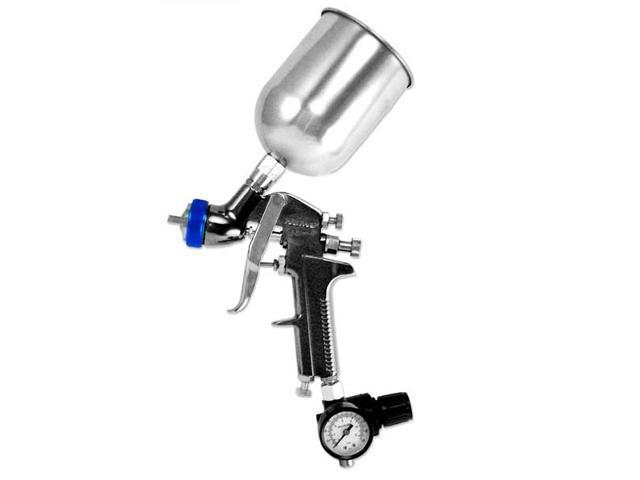 Neiko 1.3 mm HVLP Air Spray Gun with Gauge