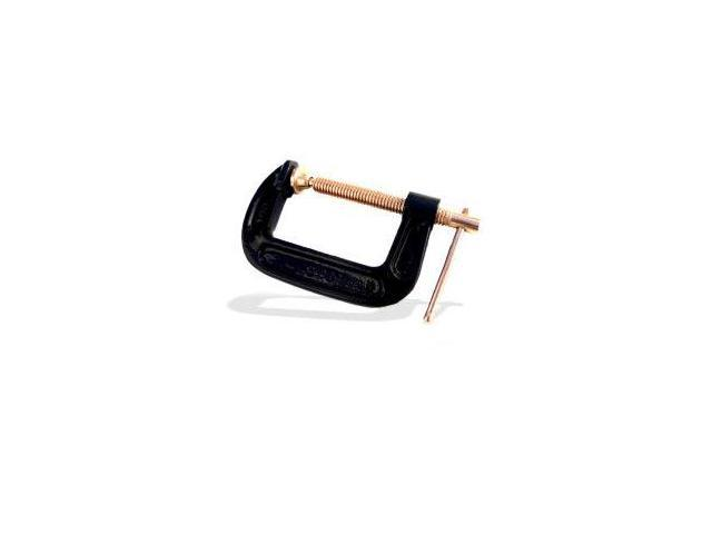 Neiko 8-Inch C-Clamps with Copper Plated Screw