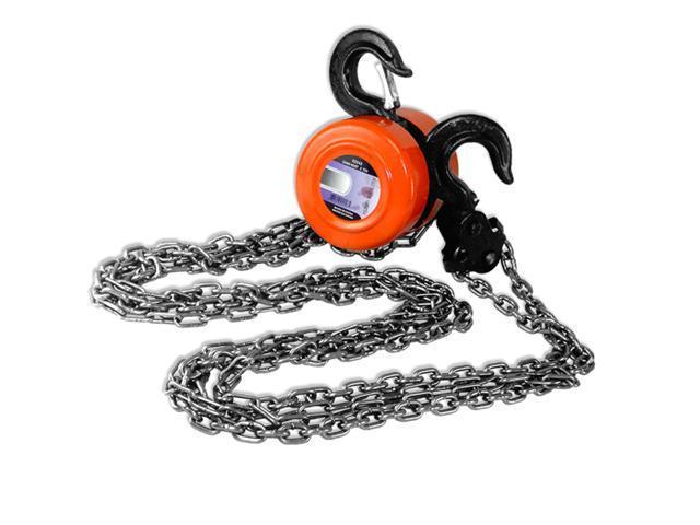 Neiko 1-Ton Easy-Lift Chain Pulley Hoist