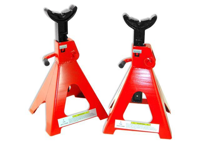 Jack Stand, 12 Ton - 1 Pair