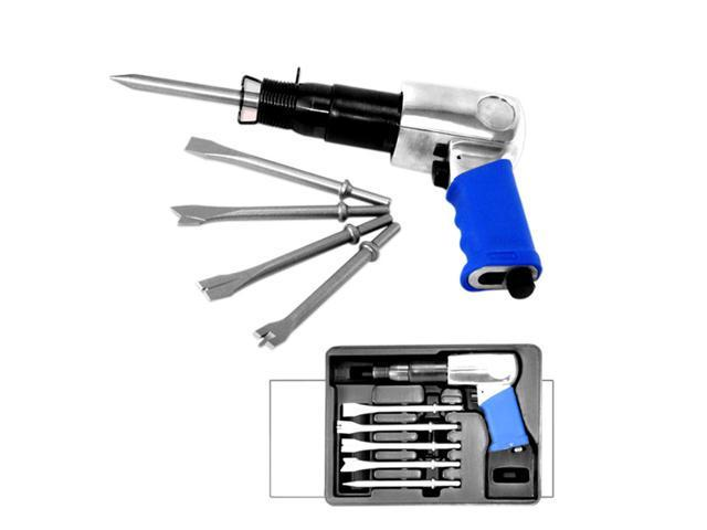 Neiko heavy Duty Zip Gun Hammer with 5 Chisels