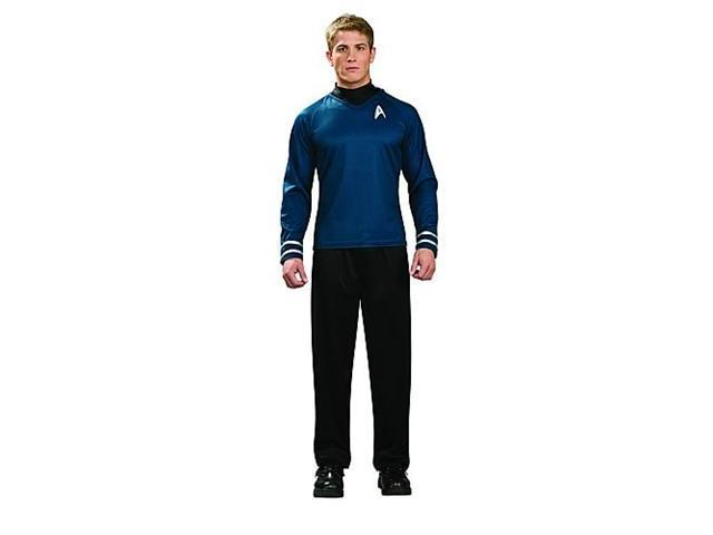 Star Trek Movie (2009) Blue Shirt Adult Costume