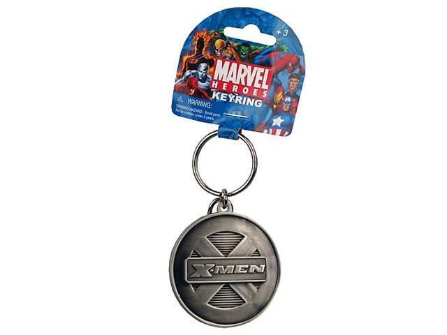 X-Men Logo Pewter Key Chain
