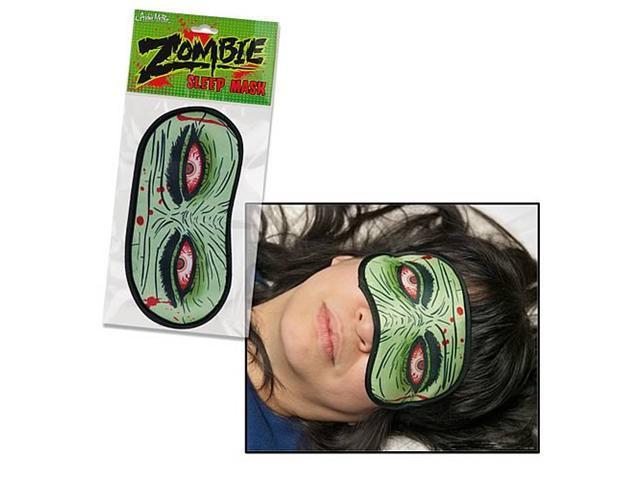 Zombie Eyes Polyester Sleep Mask
