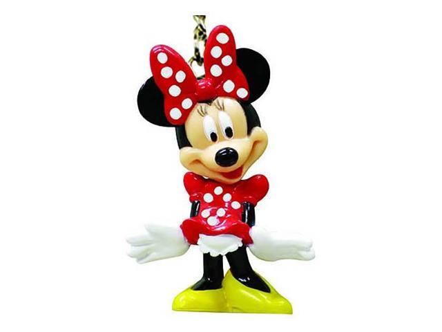 Minnie Mouse Figural Key Chain