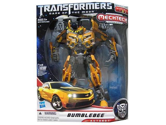 Transformers Dark of the Moon Mechtech Leader Bumblebee