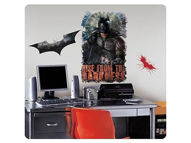 Batman Dark Knight Rises Darkness Giant Wall Decal