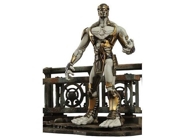 Marvel Select Avengers Chitauri Footsoldier Action Figure