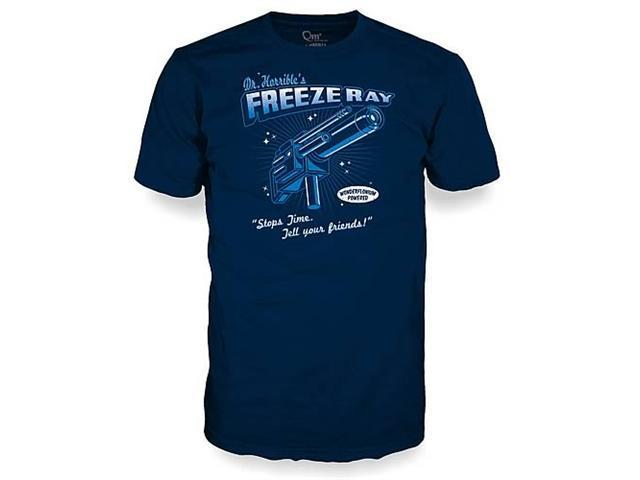 Dr. Horrible's Sing-Along Blog Freeze Ray T-Shirt