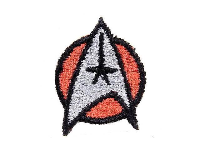 Star Trek The Motion Picture Red Cadet Patch