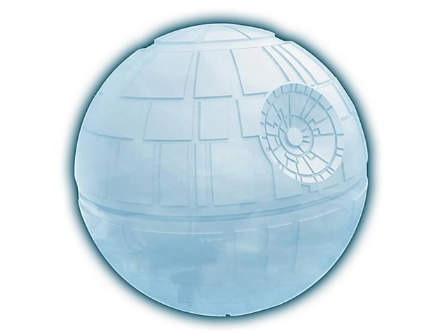 Kotobukiya Star Wars Death Star Silicon Ice Cube Mold Tray