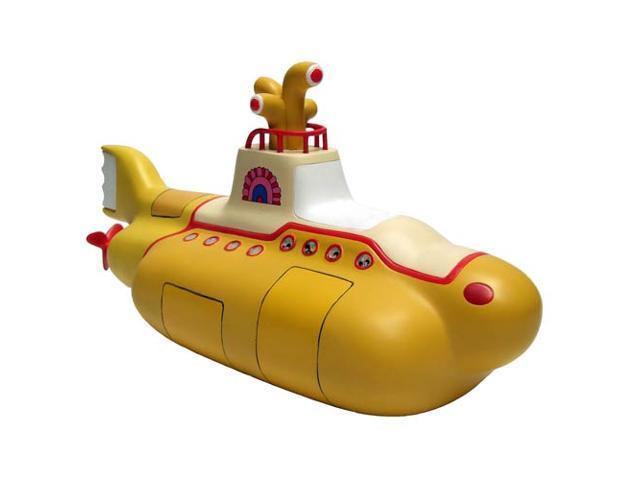 Beatles Yellow Submarine 13-Inch Submarine Maquette