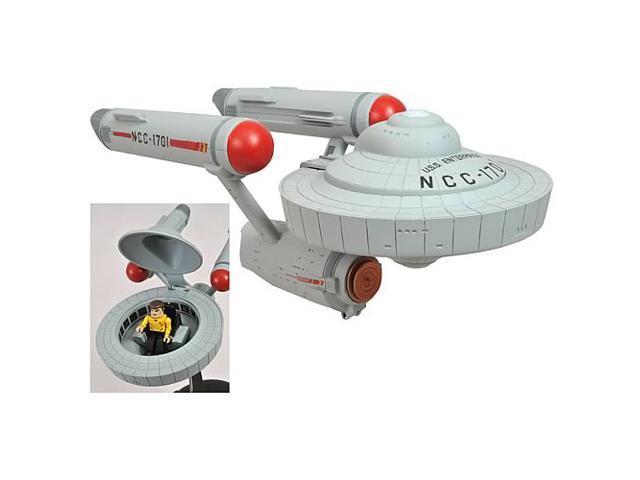 Star Trek TOS Starship Enterprise Minimates Vehicle