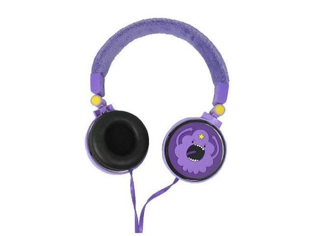 Adventure Time Stereo Headphones: Lumpy Space Princess