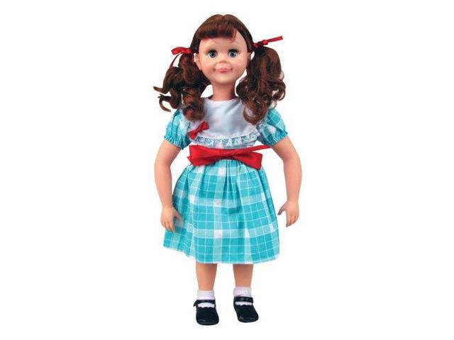 The Twilight Zone Talky Tina Doll Replica in Color