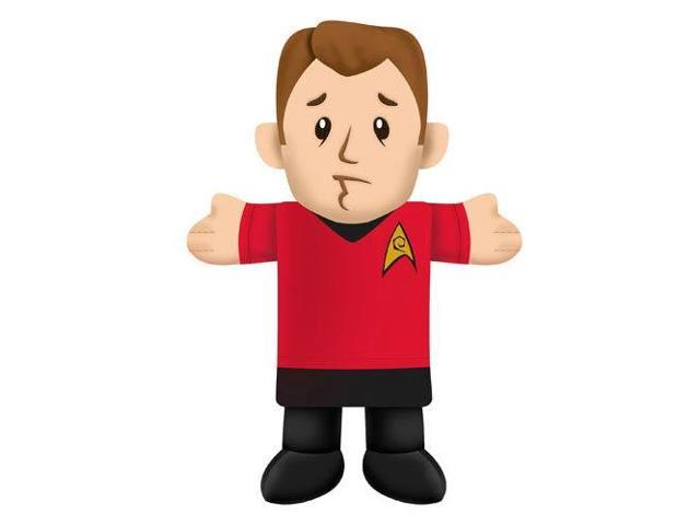 Star Trek Red Shirt 12-Inch Dog Chew Toy Plush