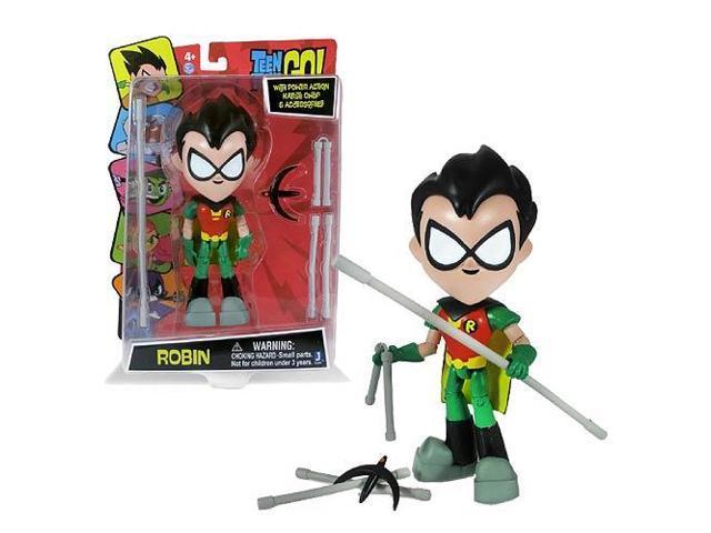 Teen Titans Go! Robin 8-Inch Action Figure