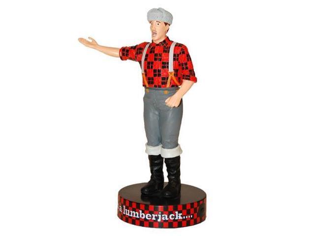Monty Python Lumberjack Deluxe Talking Bobble Head