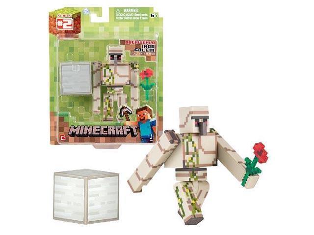 Minecraft Overworld 2.75 inch Action Figure - Iron Golem
