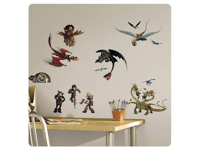 How to Train Your Dragon 2 Wall Decals