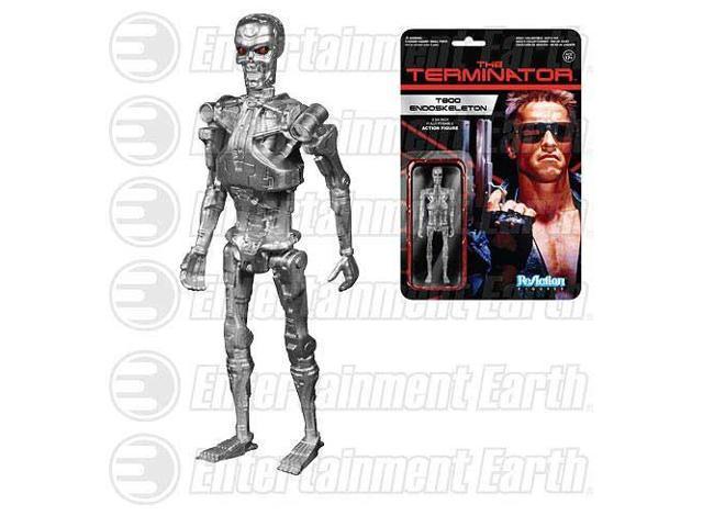 Terminator T-800 Endoskeleton ReAction 3 3/4-Inch Figure