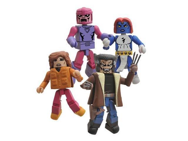X-Men Marvel Days of Future Past Minimates - SDCC 2014 Exc.