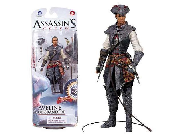 McFarlane Toys Assassin's Creed Series 2 Aveline De Grandpre' Action Figure