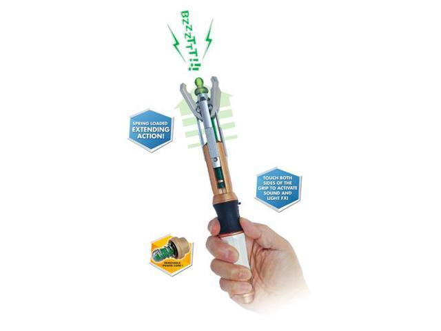 Doctor Who Twelfth Doctor's Touch Control Sonic Screwdriver