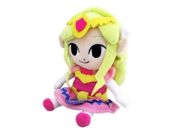 Legend of Zelda Wind Waker Princess Zelda 8-Inch Plush